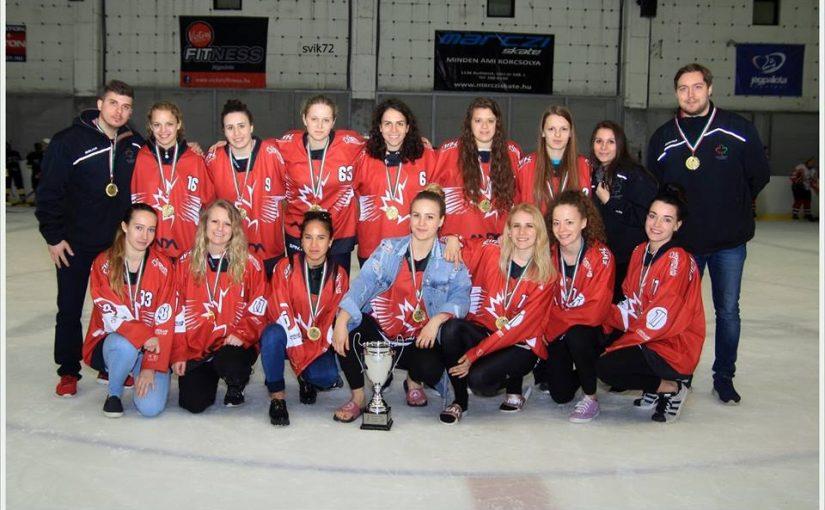 Magyar Kupa győztes női csapatunk!